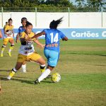 Tricolor perde para o Kindermann e continua sem vencer no Brasileiro Feminino