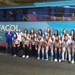 Meninas buscam fora de casa primeira vitória no Brasileiro