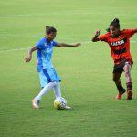 Vitória perde para o Sport e poderá enfrentar o Náutico nas semifinais do Pernambucano
