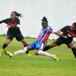 Tricolor sai na frente, mas permite virada do Sport na decisão do Estadual Feminino