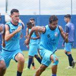 Elenco tricolor treina forte visando a estreia no Estadual 2019
