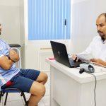 Em parceria com o Vitória, UNIFACOL realiza avaliações de atletas do futebol masculino