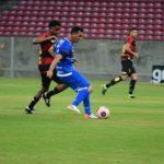 Na Arena, Vitória empata com o Sport e conquista primeiro ponto no estadual