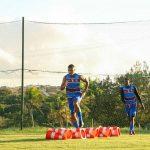 [FOTOS] Tricolor das Tabocas segue preparativos para a retomada do Campeonato Pernambuco