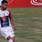 Zagueiro Geovane Santos é contratado pelo Vitória