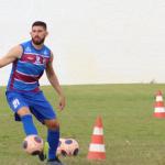 De volta ao Tricolor das Tabocas, Juninho se diz feliz no retorno ao clube